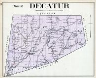 Decatur Town, Otsego County 1903